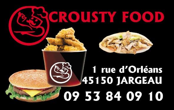 crousty food